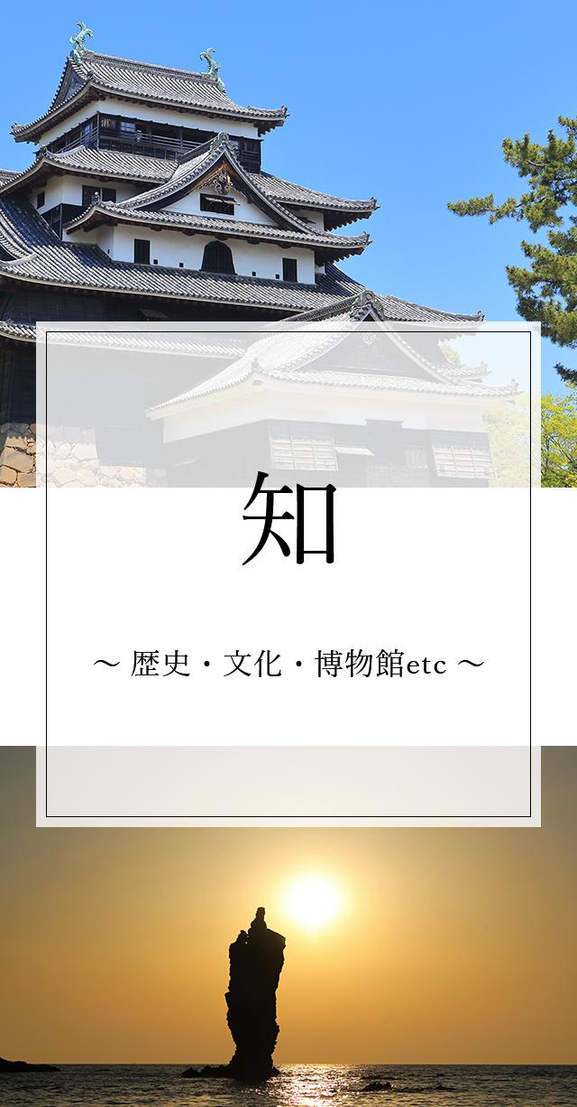 知 ~ 歴史・文化・博物館etc ~