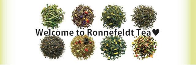 ロンネフェルトの茶葉