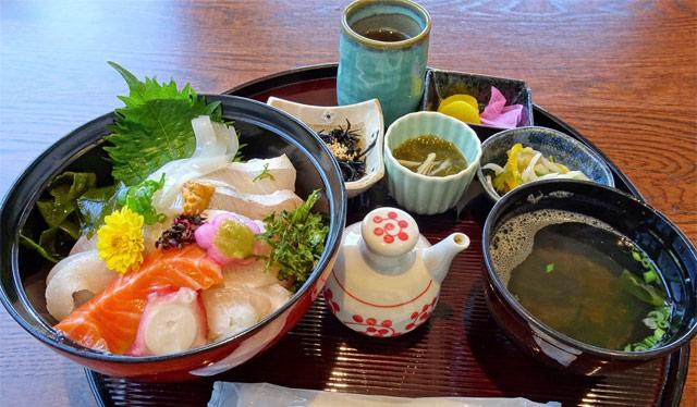島根の海鮮丼
