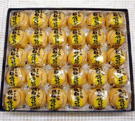 鶏卵饅頭(30個入り)