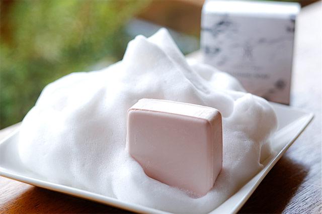 姫ラボ石鹸