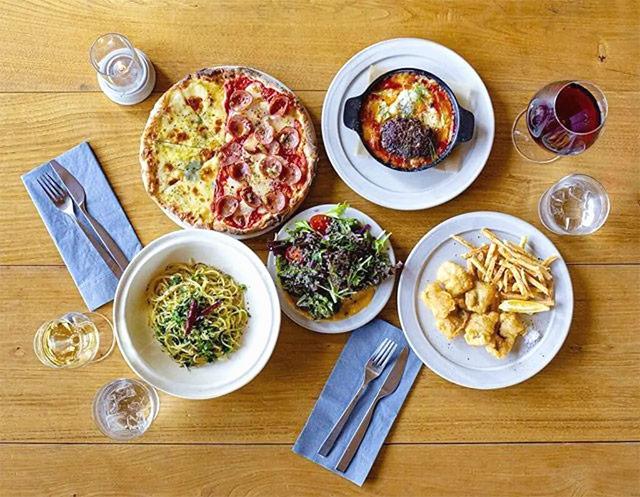 「MASCOS BAR&DINING」のイタリアンコース