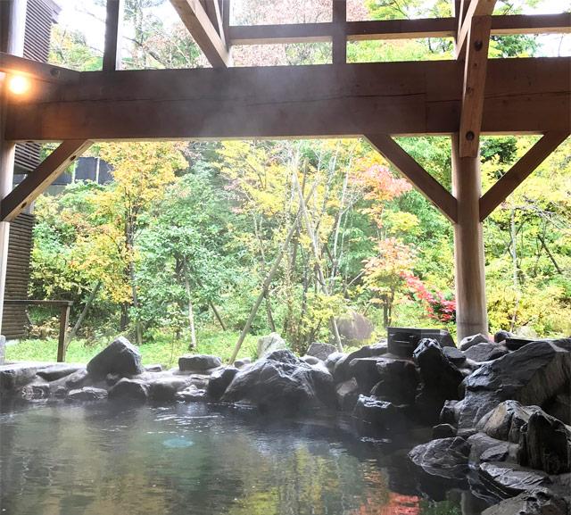 単純アルカリ温泉
