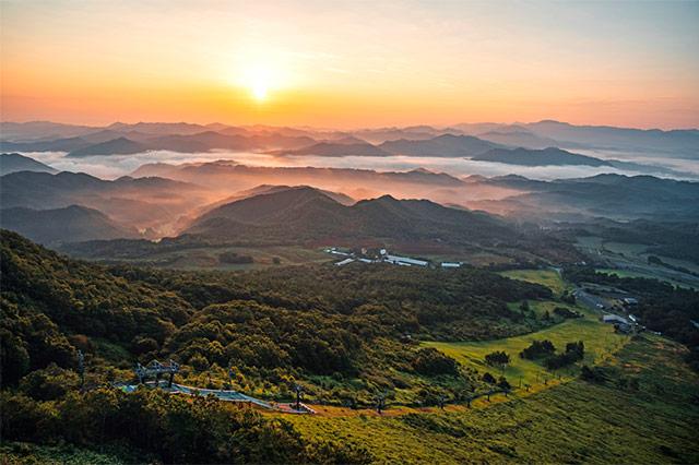 中国地方最大の湧出量を誇る温泉宿
