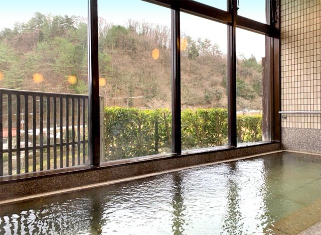波多温泉 満壽(まんじゅ)の湯