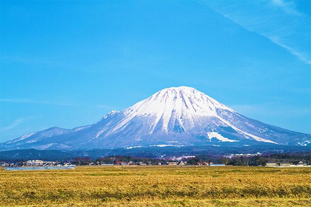 美しい大山