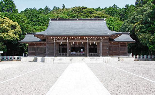 延喜式に記された神社