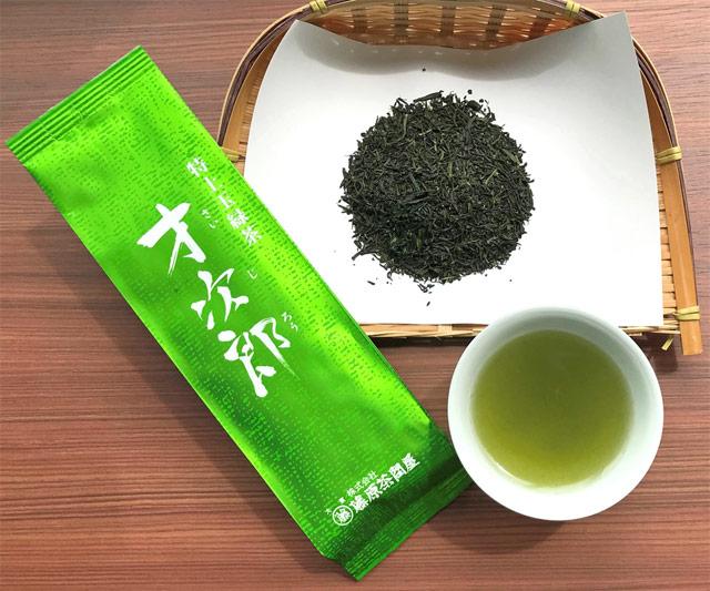 特上玉緑茶「才次郎」