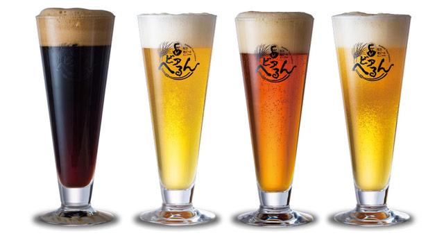 島根生まれの地ビール